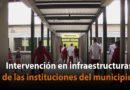 Mejoras estructurales en las instituciones educativas del municipio, tanto urbanas como rurales