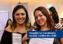 Hospital La Candelaria recibió certifación IAMI