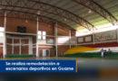 Se realiza remodelación a escenarios deportivos en Guarne