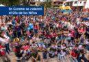 En Guarne se celebró el Día de los Niños